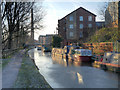 SJ9398 : Ashton Canal, Ashton-Under-Lyne by David Dixon