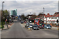 TQ1883 : A4005 Ealing Road by Martin Addison