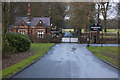 SJ4493 : The entrance to Knowsley Hall by Ian Greig