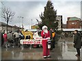SJ9494 : Santa and Hyde Rotary Club by Gerald England