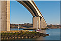 TM1741 : Orwell Bridge by Ian Capper