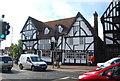 TQ5946 : Ye Olde Chequers Inn by N Chadwick