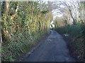 TQ4865 : Skeet Hill Lane by Marathon