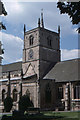 SE3457 : Knaresborough church by Christopher Hilton