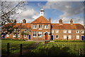 TQ7630 : Dunk's School and Almshouses by N Chadwick