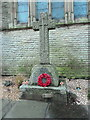 SD9209 : The Parish Church of St Mary, High Crompton, War Memorial by Alexander P Kapp
