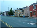 SD9209 : Old Bulls Head, Rochdale Road, High Crompton by Alexander P Kapp