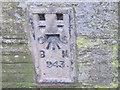 SE0337 : Ordnance Survey  Flush Bracket 943 by Peter Wood