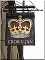 SK0393 : The Crown Inn, Glossop by Ian S