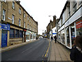 SD9951 : Skipton:  Newmarket Street by Dr Neil Clifton