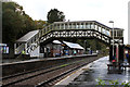 SX1164 : Bodmin Parkway Station by Martin Addison
