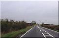 SP8023 : A413 just north of Hurdlesgrove Farm by John Firth