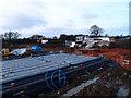 SP7916 : Construction Site by Michael Trolove