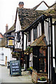 TM0044 : The Bell Inn, The Street by Jo Turner