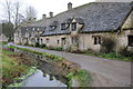 SP1106 : Arlington Row, Bibury by Philip Halling