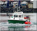 J5082 : The 'Shannon' departing Bangor by Rossographer