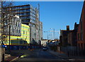 TQ4378 : Woolwich, SE18 by David Hallam-Jones