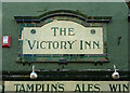 TQ3004 : The Victory Inn (detail), Brighton by Roger  Kidd