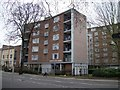 TL0449 : Ashburnham Court, Ashburnham Road, Bedford by PAUL FARMER