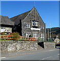 SH7956 :  Betws-y-Coed Memorial Hall by John Grayson