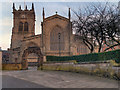 SD5805 : The Parish Church of All Saints, Wigan by David Dixon