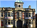 SK5879 : Worksop - former Council Offices by Dave Bevis
