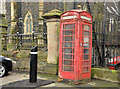 "D1003 : ""K6"" telephone box, Ballymena by Albert Bridge"
