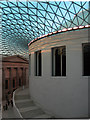 TQ3081 : Great Court, British Museum by Julian Osley