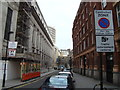 TQ3081 : View along Wild Street from Great Queen Street #2 by Robert Lamb