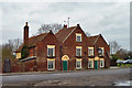 TL7610 : The Cock Inn, Boreham by Robin Webster