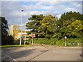 SK6405 : Top of Church Hill, Scraptoft by Richard Vince