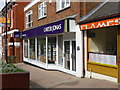 SU3645 : Andover - Estate Agents by Chris Talbot