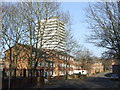 SP3278 : Housing in Coventry by Malc McDonald
