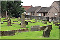 NS9091 : Clackmannan Churchyard by edward mcmaihin