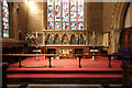 TQ2080 : St Mary, Acton - Sanctuary by John Salmon