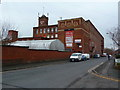 SD9005 : Stockfield Mill, Chadderton by Alexander P Kapp