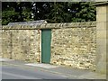 SK3897 : Gate in the wall, Hague Lane, Wentworth, near Rotherham by Terry Robinson