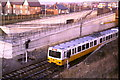 NZ2861 : Tyne &amp; Wear Metro at Heworth by Malc McDonald