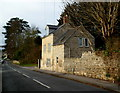SO8605 : The Lodge, Slad Road, Stroud by John Grayson