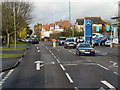 SP1381 : A41, Warwick Road, near Olton by David Dixon