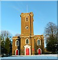 TQ4379 : Church of St Mary Magdalene, Woolwich by John Lord
