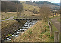 SS9091 : The Garw Valley by Pontycymer by eswales
