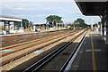 TQ6745 : Paddock Wood Station by N Chadwick