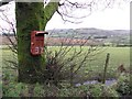 H5093 : Letter box, Bradkeel by Kenneth  Allen