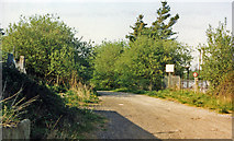ST6259 : Site of Clutton station by Ben Brooksbank