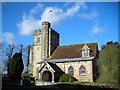 SU9298 : St John The Baptist parish church : Week 5