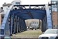 NT2776 : Victoria Swing Bridge, Leith by Jim Barton