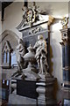 SK8039 : Memorial to 8th Earl of Rutland, Bottesford church by Julian P Guffogg