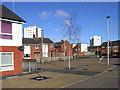 SJ3767 : Houses and Tower Blocks, Blacon by Des Blenkinsopp
