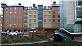 SJ8498 : Junction House by Thomas Nugent